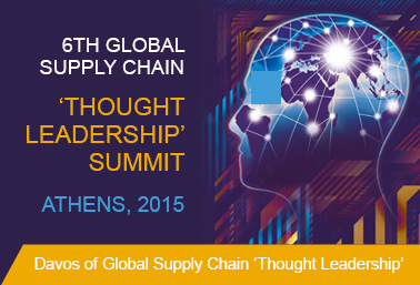 2015 Global Supply Chain Summit, Athens