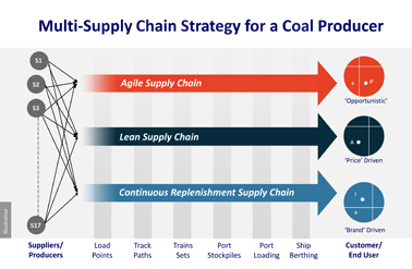 Multi Supply Chain Strategy