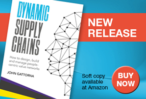 New Release - Dynamic Supply Chains book