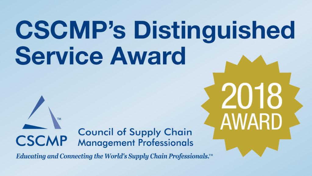 CSCMP Award