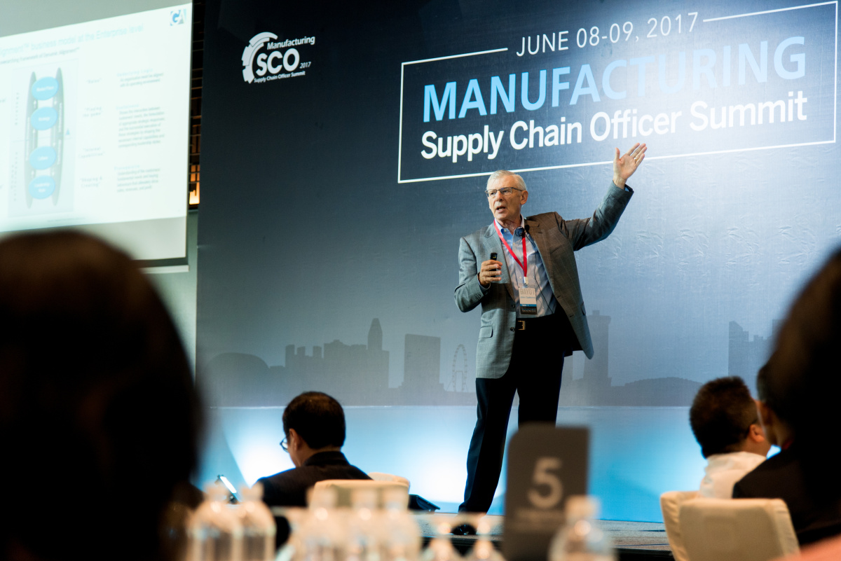 MSCO MANUFACTURING SUPPLY CHAIN OFFICER SUMMIT 2017